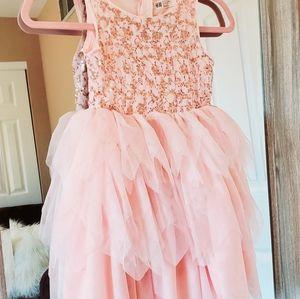 H&M Pink Tulle Dress